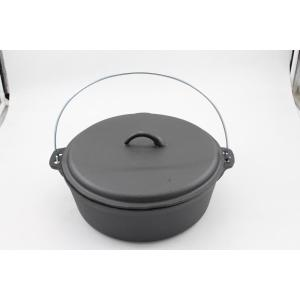 Pre-seasoned Cast Iron Ovnen