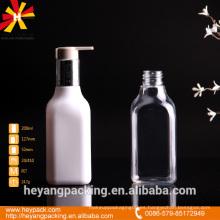 Botella cosmética de la bomba 200ml