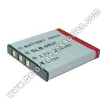 Samsung Camera Battery SLB-0837