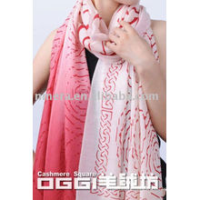 ladies' super long woolen scarf/shawl