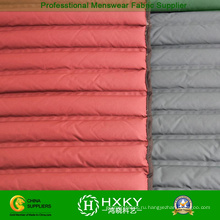 Полиэстер двойной слой ткани для прямого наполнения роли пальто