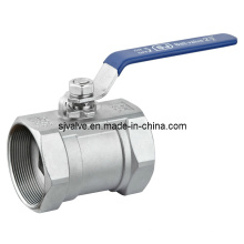 Threaded Single Reduce Bore Ball Valve