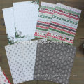 Christmas Carol A4 Paper Pad Collections de Noël Scrapbook Paper Pack