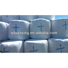 white/green/black agriculture grass silage film for wrapping baler