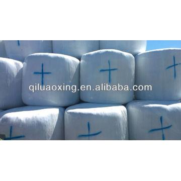 белый/зеленый/черный сельском хозяйстве силоса пленка для упаковки балер
