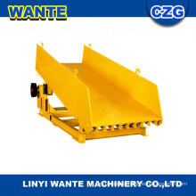 Coal vibrating hopper feeder with good feeding performance