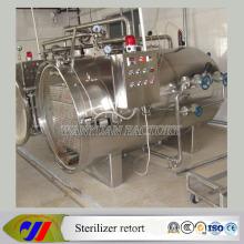 Plastiklebensmittel-Verpackungs-Sterilisator-Autoklav-Retort