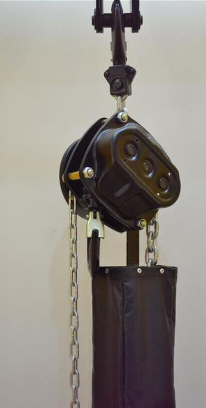 0.5 ton stage chain hoist