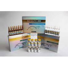 Glutathione Injecção 3000mg + Vitamina C + Lipoic Accid (8 + 8 + 8)