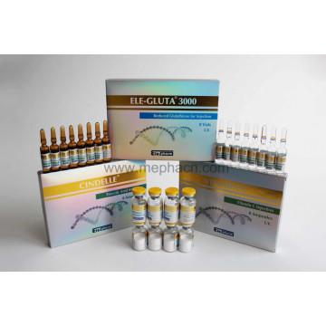 Глутатион Инъекции 3000 мг + Витамин C + Липоевая кислота (8 + 8 + 8)