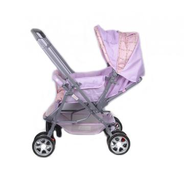 Economic Lightweight Reversible Handle Bar Baby Stroller