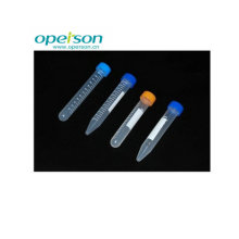 Ce Approved Plastic Centrifuge Tube with Cap