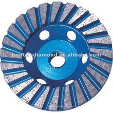 Круги шлифовальные круглошлифовальные для камня и бетона