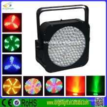 Guangzhou longdi Licht Ausrüstung batteriebetriebene drahtlose LED 144 * 10mm RGBW schlanke Par 64 / LED Hochzeit Backdrop LED-Leuchten