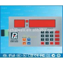 Цифровая водонепроницаемая мембранная клавиатура с 3M468