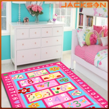 Kids Play Mat Hopscotch Carpet