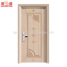 2018 new style laser cut steel men door design fire proof in cavite