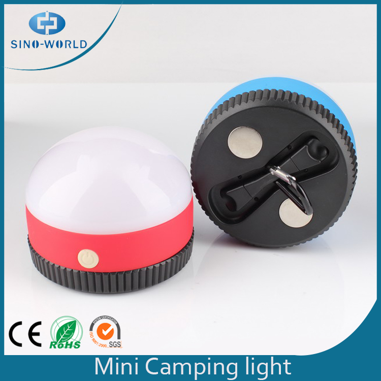 Magnetic Mini Led Camping Lantern