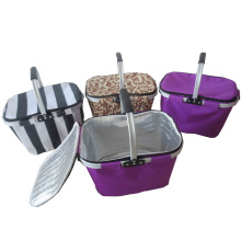 Foldable Storage Basket for Shopping (SP-312)