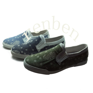 New Sale Casual Men′s Canvas Shoes