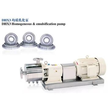 Pompe homogène et d'émulsification DHX3