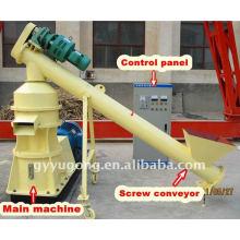 Оборудование для брикетирования биомассы Yugong с двигателем 37 кВт