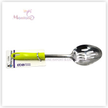 Kitchen Tools Cooking Utensil Stainless Steel Slotted Spoon