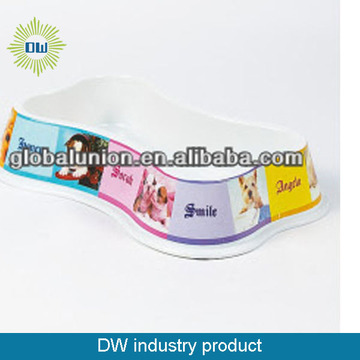2015 hot sale fashion design pet bowl