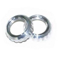 Edelstahl-Gewinde-Ring
