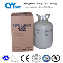 High Purity Mixed Refrigerant Gas of R12 (R134A, R404A, R410A)