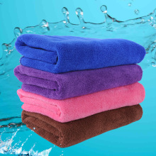 Custom Soft Microfiber Beach Sports Travel Towel