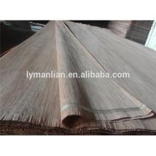gurjan wood face veneer rubber wood veneer