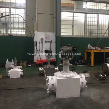 Cryogenic Floating Ball Valve