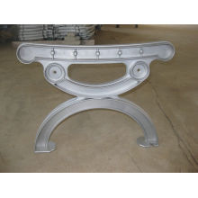 OEM Aluminum Alloy Die Castings for Street Bench