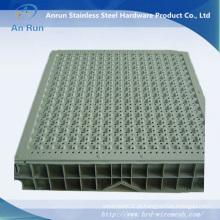 Barreira de som de trilho de alta velocidade de liga de alumínio