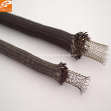 Black Knitting Fiberglass Rope