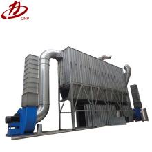Collecteur de poussière de frittage de collection de poussière d'industrie en acier d'usine