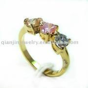 fashion ring,gemstone jewelry,zircon ring