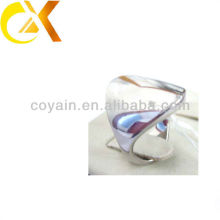 2013 nuevos anillos de moda de acero inoxidable 316L hombres