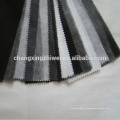 Tejido entretejido de telas no tejidas interlining 100% poliéster 1050h