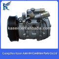 Guangzhou supplier 12v 10p08 compressor for BRAZIL GOL , PAKISTAN SUZUKI