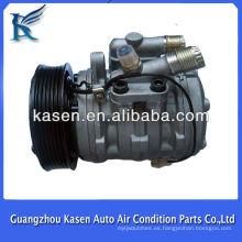 Guangzhou proveedor 12v 10p08 compresor para BRASIL GOL, PAKISTAN SUZUKI