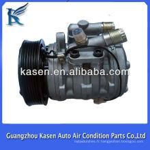 Fournisseur de Guangzhou 12v 10p08 compresseur pour BRESIL GOL, PAKISTAN SUZUKI