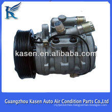 Guangzhou supplier 12v 10p08 compressor for BRAZIL GOL , PAKISTAN SUZUKI
