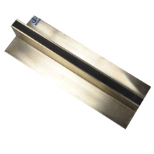 Brass Movement Control Joint for Ceramic Floor