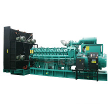 2240kw 2800kVA Diesel Engine Generator High Voltage Power Plant