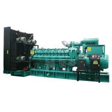 1800kw 2250kVA Nature Gas Light Diesel Два генератора топлива 60 Гц 1200 об / мин