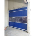PVC Warehouse Door with Steel Frame