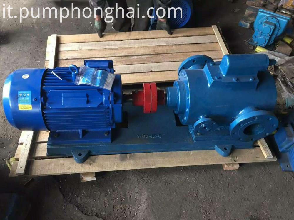 bitumen screw pump