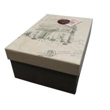 Custom Rigid Paper Gift Packaging Box